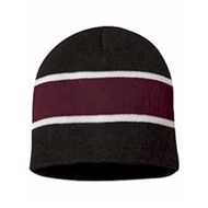 Sportsman | Sportsman Striped Knit Beanie