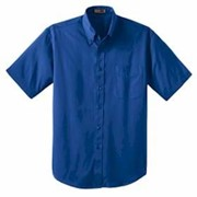 CornerStone SuperPro Short Sleeve Twill Shirt