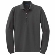 Port Authority TALL L/S Rapid Dry Polo