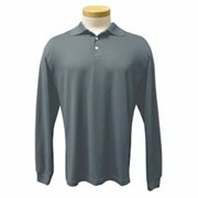 L/S Tri-Mountain Escalate Golf Shirt