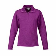 Tri-Mountain LADIES' Ramsay 1/4 Zip Pullover