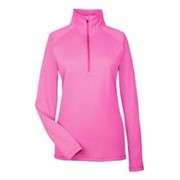 Under Armour LADIES' Tech Stripe 1/4-Zip