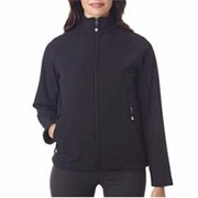 UltraClub LADIES' Soft Shell Jacket