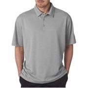 UltraClub Jacquard Polo w/ TempControl Technology