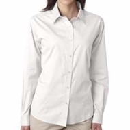 Ultra Club | Ultra Club LADIES' Non Iron Pinpoint Shirt