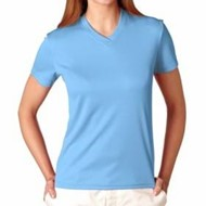 Ultra Club | UltraClub LADIES' Cool-N-Dry Sport V-Neck Tee