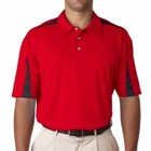 UC Cool-N-Dry Moisture-Management Polo