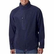 UltraClub Micro-Fleece Full Zip Jacket