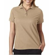 Ultra Club | Ultra Club LADIES' Basic Blended Pique Polo