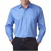 UltraClub Men's Whisper Elite Twill Shirt