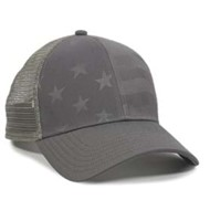 Outdoor Cap | Outdoor Cap Stars and Stripes Pattern Cap