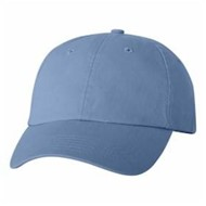 Valucap | Valucap Bio-Washed Chino Twill Cap