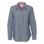 Weatherproof L/S LADIES' Vintage Chambray Shirt