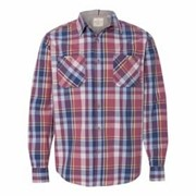 Weatherproof L/S Vintage Plaid Shirt