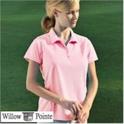 WP Ladies Willowtec Performance Mesh Polo Shirt