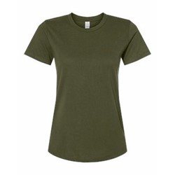 Alternative Apparel | Alternative - Ladies Cotton Jersey Go-To Tee