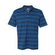 adidas | Adidas Golf Puremotion Textured Stripe Polo