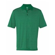 adidas | adidas Golf ClimaLite Pencil Striped Polo