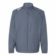 adidas | Adidas Golf 3-Stripes Full Zip Jacket
