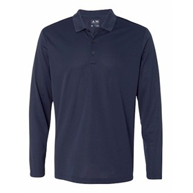Adidas Golf L/S ClimaLite Polo