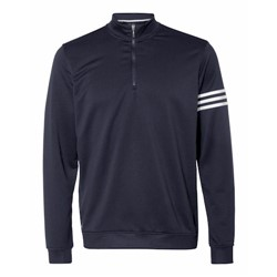 adidas | Golf Climalite 3-Stripes Pullover