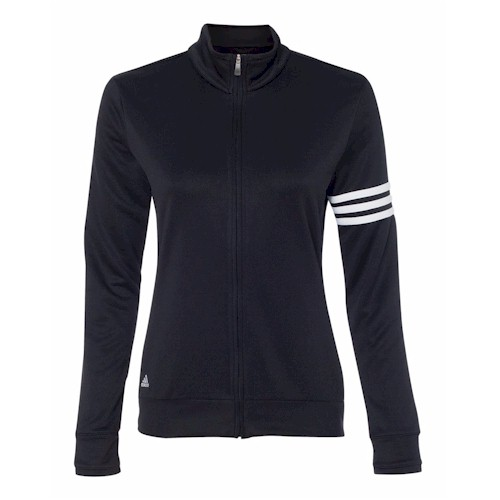 Adidas Golf LADIES' Climalite 3-Stripes Jacket