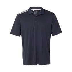 adidas | Adidas Climacool 3-Stripes Shoulder Polo