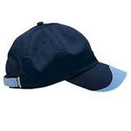 Hyp Hats | Hyp Hats Wavy Split-Color Bill Cap