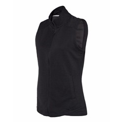 adidas | Adidas LADIES' Textured Full Zip Vest