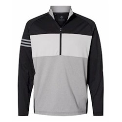 adidas | Adidas 3-Stripe Competition 1/4-Zip Pullover