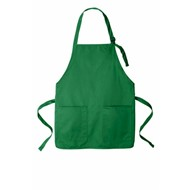 Port Authority | Port Authority® Medium-Length 2-Pocket Bib Apron