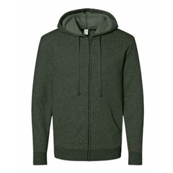 Alternative Apparel | Alternative - Eco-Cozy Fleece Zip Hoodie
