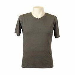 AKWA | AKWA Made in U.S.A. V-Neck Bamboo Tee