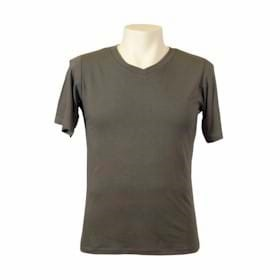 AKWA Made in U.S.A. V-Neck Bamboo Tee