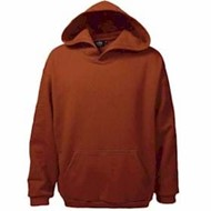 AKWA | AKWA Made in U.S.A. Hooded Pullover Sweatshirt