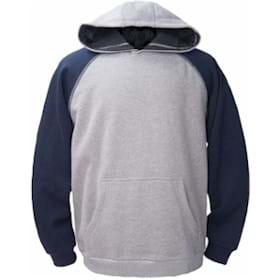AKWA Made in USA Two-Tone Hoodie