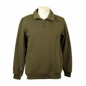 AKWA Made in U.S.A. 1/4 Zip Fleece Sweatshirt