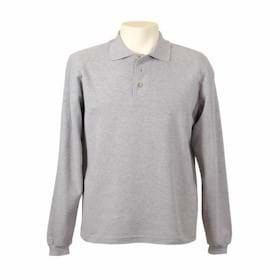 AKWA L/S Made in U.S.A. Polo