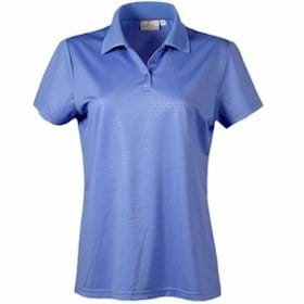 AKWA LADIES' Made in U.S.A. Polo Shirt