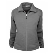 AKWA | LADIES' Made in USA Full Zip Jacket