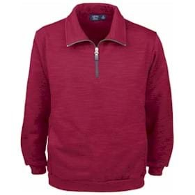 AKWA Made in USA 1/4 Zip Fleece Pullover