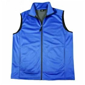 AKWA Made in U.S.A. Soft Shell Vest