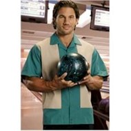 "Hilton | Hilton ""Alley Cat"" Bowling Shirt"