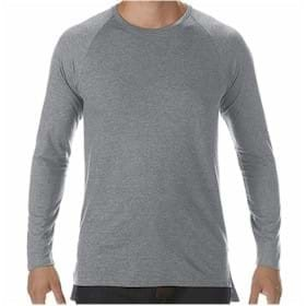 Anvil L/S Lightweight Long & Lean Raglan T-Shirt