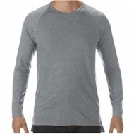 Anvil | Anvil L/S Lightweight Long & Lean Raglan T-Shirt