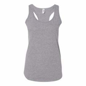 ANVIL LADIES' Tri-Blend Racerback Tank