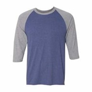 Anvil | ANVIL Tri-Blend 3/4 Sleeve Raglan Tee