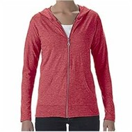 Anvil | Anvil LADIES' Tri-Blend Full Zip Jacket