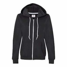 Anvil | ANVIL LADIES' Full Zip Hooded Sweatshirt
