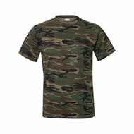 Anvil | ANVIL Midweight Camouflage Tee